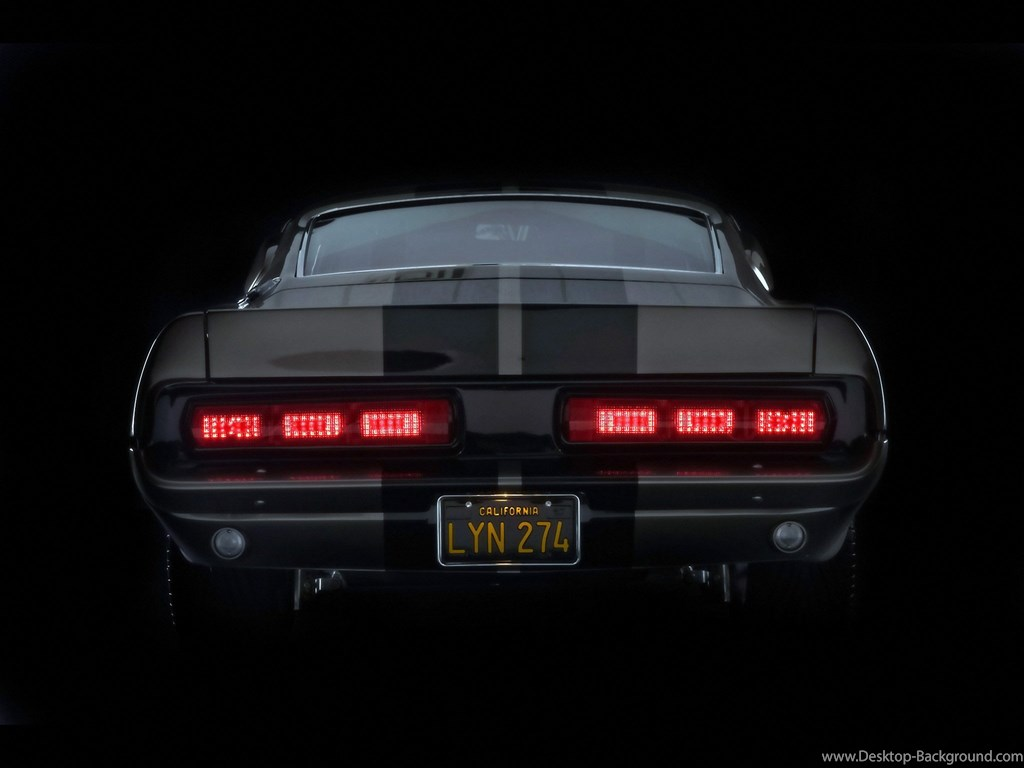 Ford Mustang Shelby GT500 фото 5