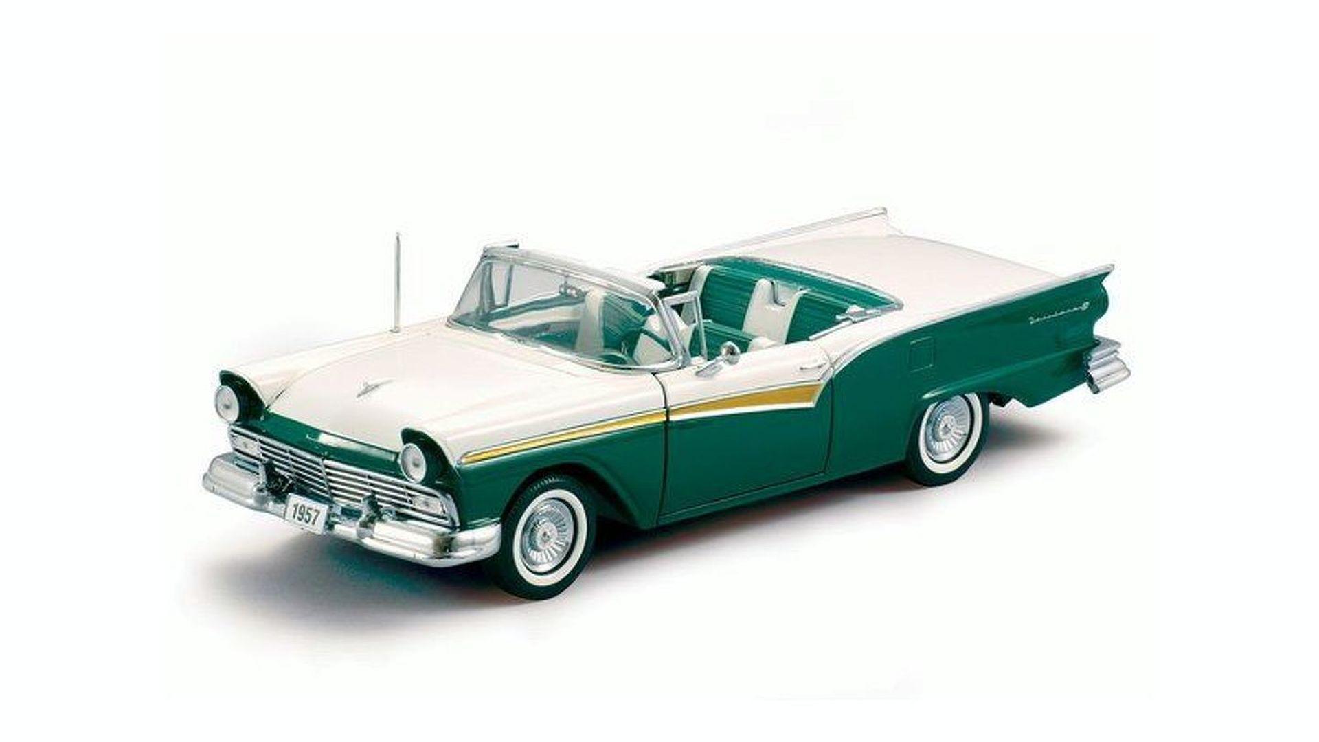 Ford Fairlane 1958 фото