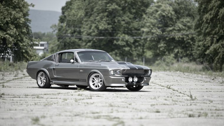 Ford Mustang Shelby GT500 фото 3