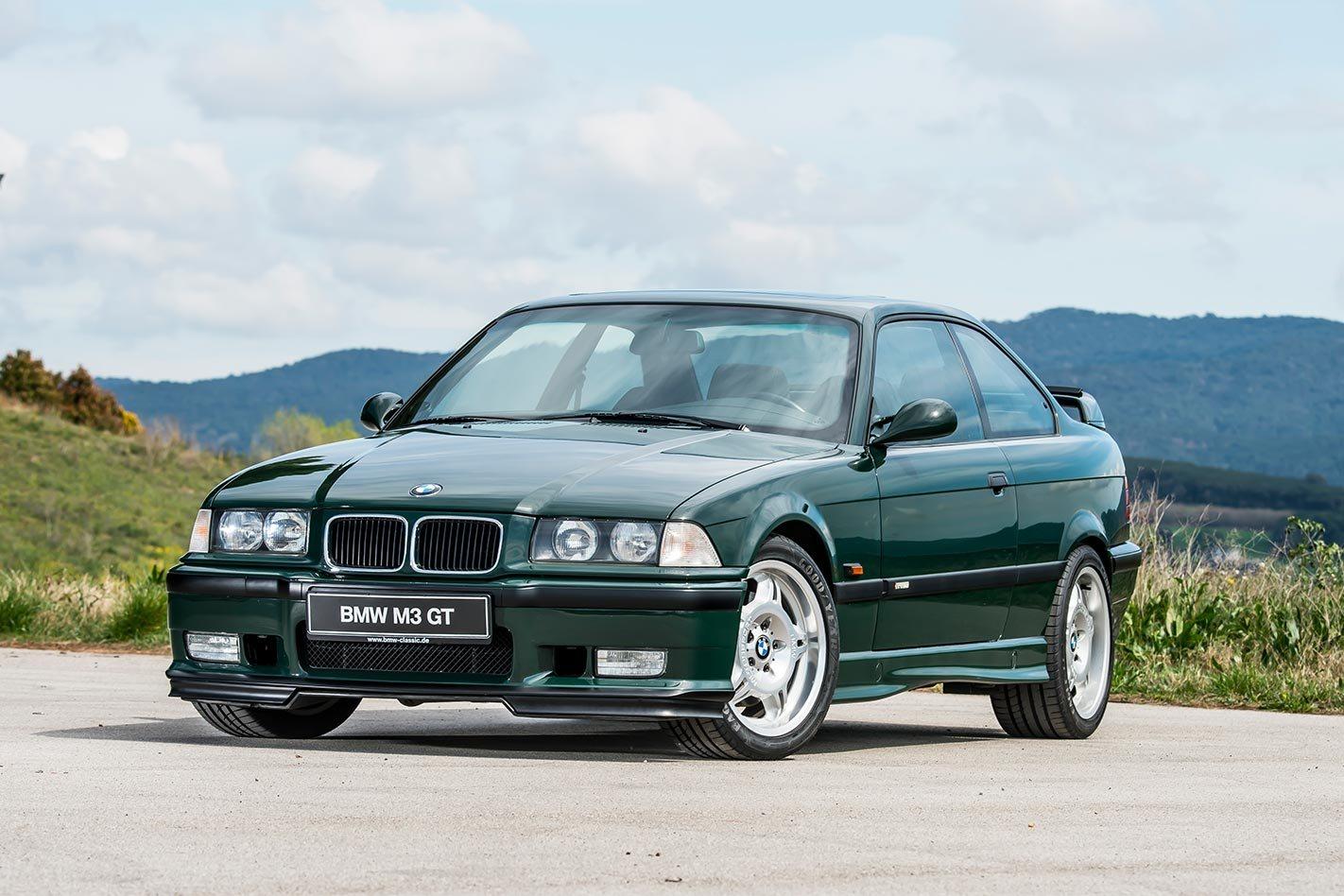 BMW M3 E36 фото 4