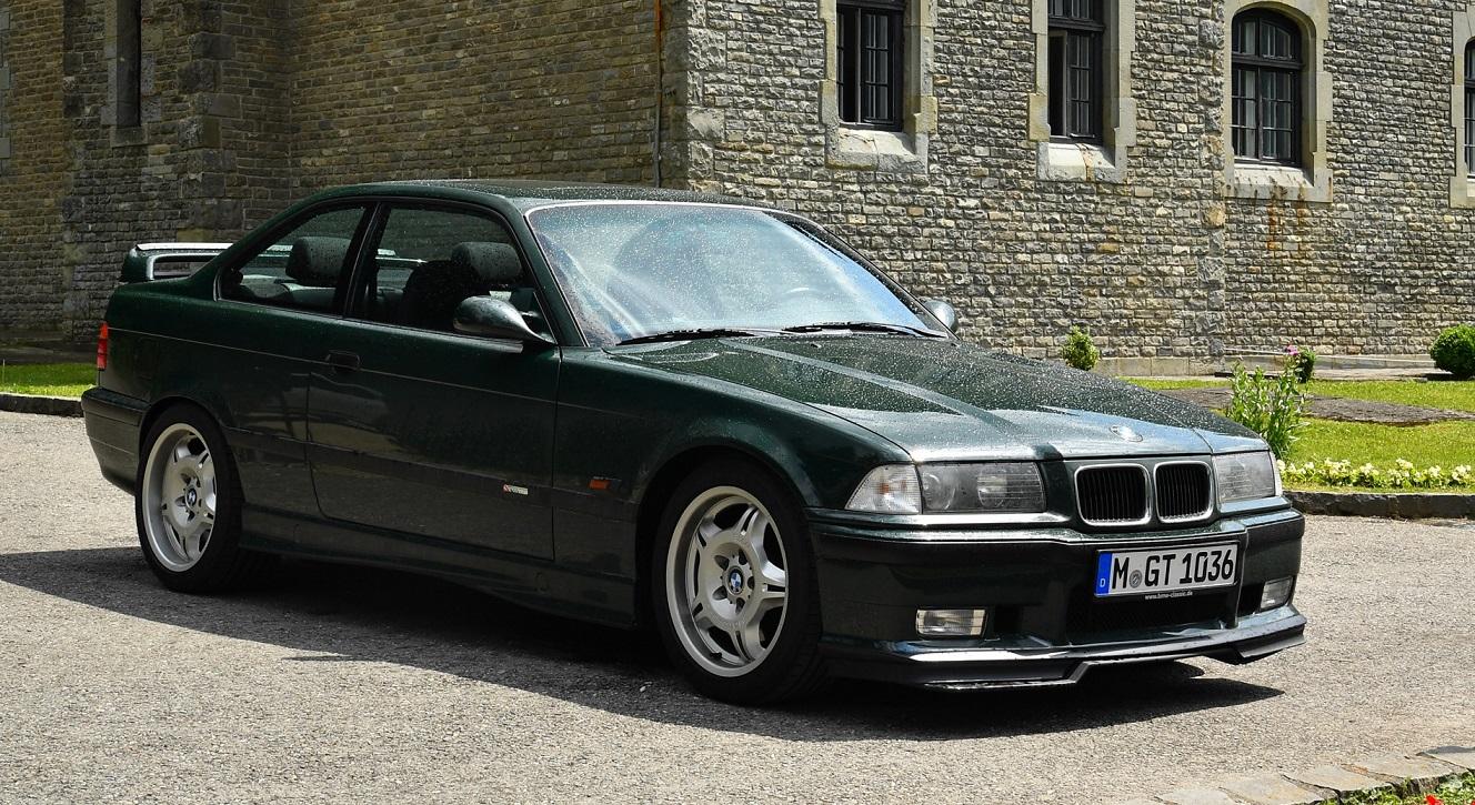 BMW M3 E36 gt фото