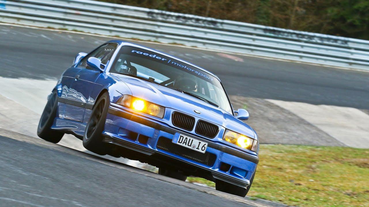 BMW M3 E36 фото 3
