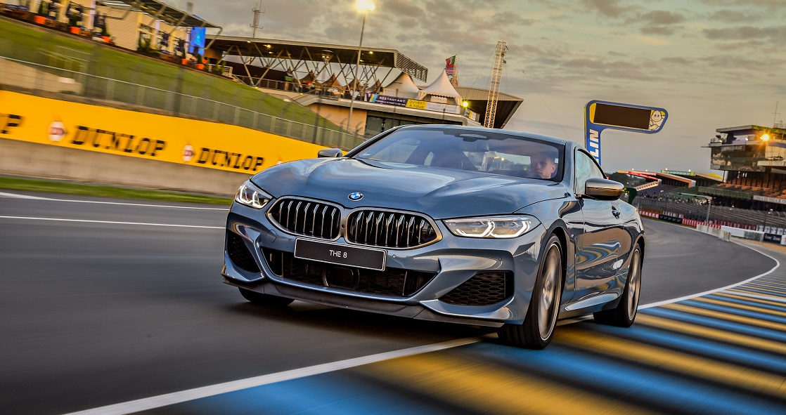 BMW 850i фото 5