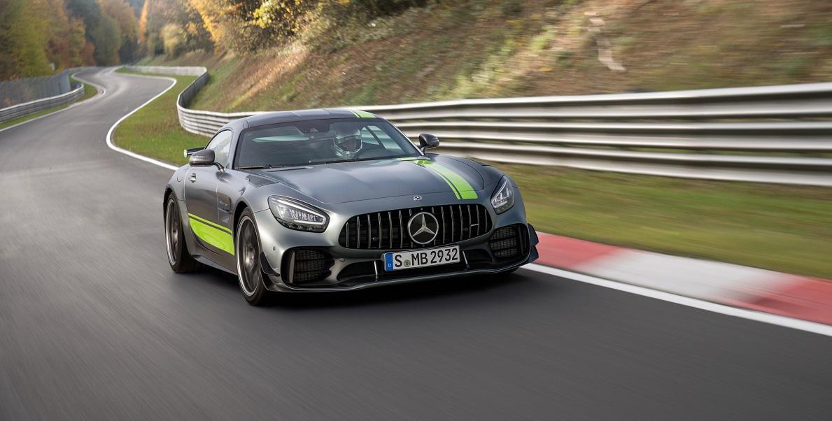 Mercedes-AMG GT R фото 1