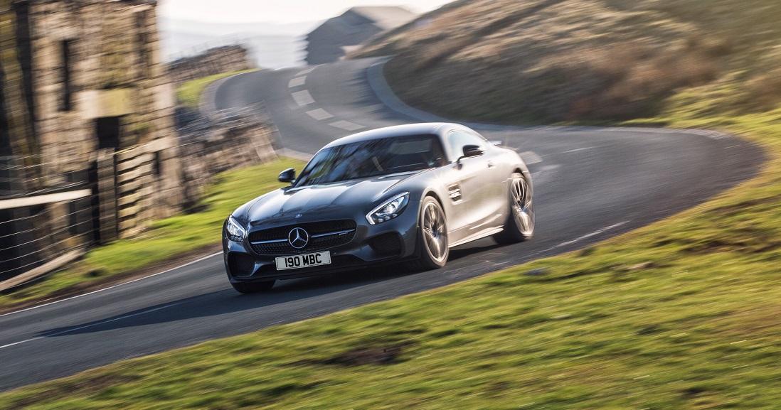 Mercedes AMG GT R фото 2